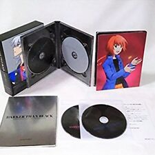 USED DARKER THAN BLACK - Meteor's Twin - Blue - ray Box Limited Editio F/S Japan