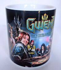 Gwent - The Witcher Card Game - Coffee MUG CUP - Gift - CCG - The Witcher