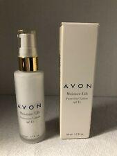 Avon Moisture Lift Spf15 Protective Lotion 1.7 fl oz 1997 New In Box