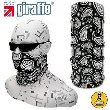G335 Paisley Bandana Maschera Balaclava Collo Tubo Sciarpa basso di lenza Più Caldo Copricapo