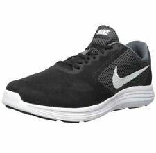 Nike Men's Revolution 3    819300-001 Running Athletic Shoes Black/white Size 6