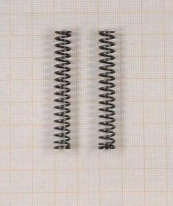 2 x Druckfeder, Länge 51mm - Außen Ø8mm - DrahtØ 1mm