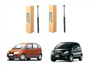 Coppia Ammortizzatori Pistoncini Portellone Posteriore Fiat Idea Lancia Musa