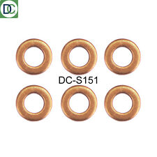 Mercedes E320 CDI Common Rail Diesel Injector Washers / Seals x 6