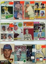 HUGE INVENTORY CLEARANCE VINTAGE ROOKIE JERSEY SET SPORTS CARD COLLECTION LOT $