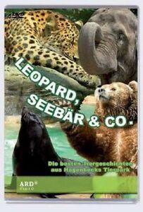Leopard, Seebär & Co. - Das Beste aus Hagenbecks Tierpark 1 - Euro Trend  - (DV