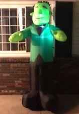 Frankenstein 8' Inflatable Decoration Halloween Airblown Looks Works GREAT