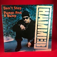 MC HAMMER Don't Stop 1994 UK 12'' vinyl single EXCELLENT CONDITION