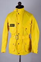 Barbour International Nylon Biker Jacket Size M-L