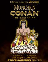 Munchkin Conan the Barbarian - Munchkin Booster - Expansion - New