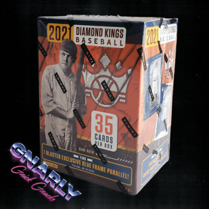 Panini 2021 Diamond Kings Baseball - Blaster Box