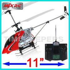 MJX F27 LCD Radio RC PRO telecomando 4 Canali Gyro Elicottero in metallo piano