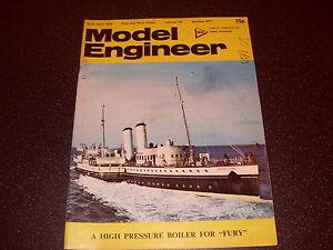 Model Engineer Magazine: Vol: 141 No. 3517 18 - 31st July 1975