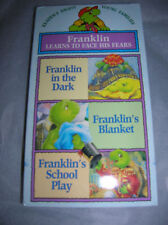 VHS( FRANKLIN LEARNS TO FACE HIS FEARS) 1997 LIMITED.