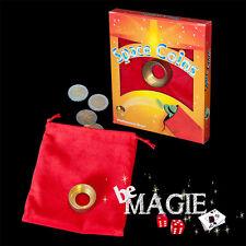 Space Coins - Voyage de 4 pièces - Tour de Magie