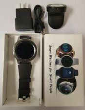 New Samsung Galaxy Watch Gear S4 SM-R805U 46mm Verizon LTE Unlocked - BLACK