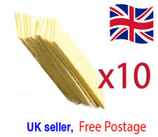10x 60mm square Yellow Soldering Iron Tip Welding Cleaning Sponge Pads