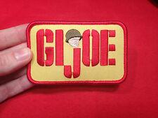 "** 1964-1976 GI JOE CANADA ** New GI Joe Foot Locker Logo Full Size Patch 2 X 3"""