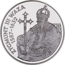 Poland / Polen - 10zl Sigismund III Vasa (1587 - 1632)