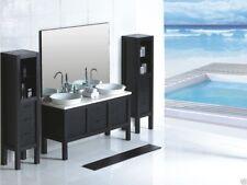 """Bathroom Vanity - Modern Bathroom Vanity Set - Double Sink - Campania - 59"""""""