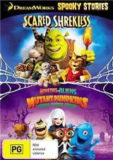 Spooky Stories - Shrek: Scared Shrekless & Mutant Pumpkins : NEW DVD