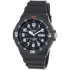 Reloj Analógico para Hombre Negro Casio MRW-200H -1 BVEF Ejército Militar Deportivo Resina Nuevo