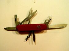 Vintage Victorinox Swiss Army Knife Victoria Officer