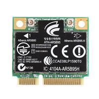 Atheros AR5B95H AR9285 802.11B/G/N Half Mini PCI-E Card for HP COMPAQ