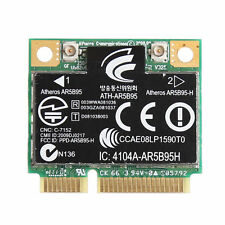 Atheros AR5B95H AR9285 802.11B/G/N Half Mini PCI-E Card for HP COMPAQ