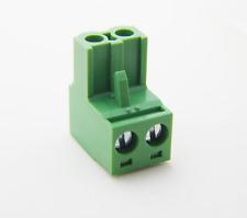 2-Pin Speaker Power Plug ROCKFORD FOSGATE PHOENIX GOLD Amplifier Line Driver EQ
