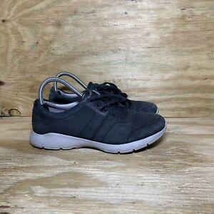 Dansko Alissa Athletic Oxford Shoes Womens Size 7.5-8 / EU 38 Black *