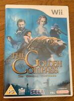 The Golden Compass Nintendo Wii & Instruction Booklet