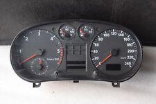 Audi A3 8L Speedometer Instrument Cluster Tacho FIS Multi 8L0919860
