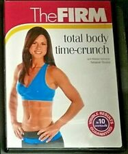 The Firm Body Sculpting System Total Body Time Crunch w/ Rebekah Sturkie