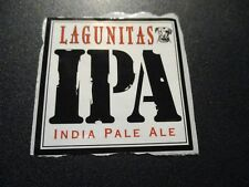 LAGUNITAS BREWING Classic IPA Logo STICKER label decal craft beer brewery