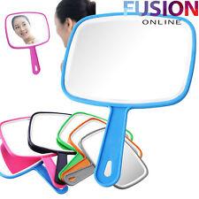Hand Held Mirror Professional Salon Style Hand Held Vanity Mirror Makeup Tool