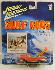 '57 1957 CHEVY CHEVROLET BEL AIR HAWAIIAN BUNCH SURF RODS DIECAST JL JOHNNY RARE
