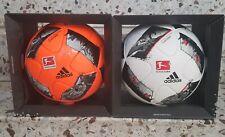 2 x Adidas Matchball Torfabrik 2016/2017 Futebol Football Ballon Soccer Pallone