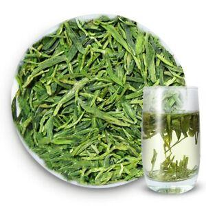 2021 Chinese Longjing Tea Long Jing Spring Dragon Well Green Tea