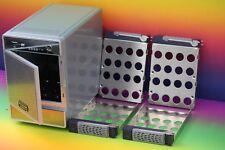Netgear readynas NV + rnd4000 -100 Home Media Server video nas-Server o. HD 's