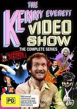 The Kenny Everett Video Show   Complete Series - DVD Region 4 Free Shipping!