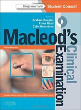Macleod's Clinical Examination: With STUDENT CONSULT Online Access by Professor