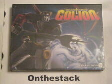 Beast King GoLion (Voltron) DVD Collection 1 (2008, 3-Disc Set) Sealed!