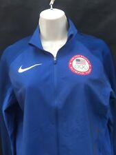 Nike Flex Olympic Team USA Apparel Women's Zip -Up Jacket M