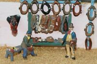 Saddlers Shop / Tack Shop (OO Scale) - Unpainted - Langley F75i