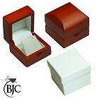 BJC 9 ct Oro Rosa Natural Rojo Coral Ovalado Pendientes De Presión 3,00 kt