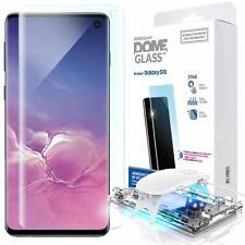 Whitestone DOME Glass 3D Full Kit +UV   Szkło hartowane Glas   Galaxy S10