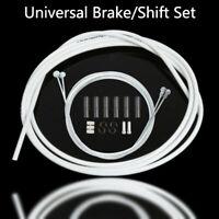 Bicycle MTB Shift/Brake Line Cable Sets Road Bike Universal Housing Kit Smooth