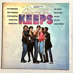 Playing For Keeps OST Record Arcadia Phil Collins Sister Sledge