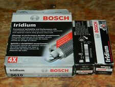(6) BOSCH 9610 IRIDIUM SPARK PLUG FOR LEGEND STEALTH CIVIC PRELUDE NXS S2000